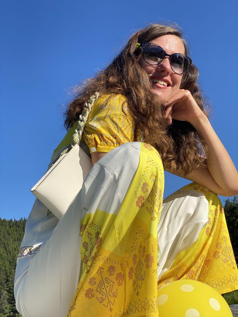 Summer Vibes Jollia x La Koketa App Collaboration