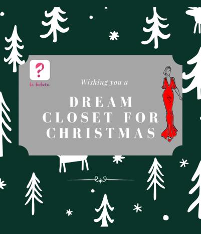 Dream closet for Christmas!