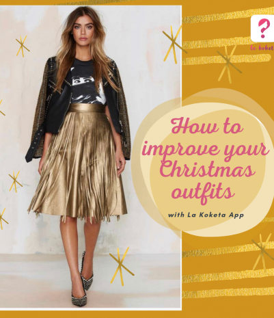 How to improve your Christmas outfits with La Koketa – Part 3