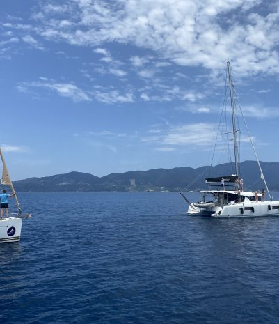Sailing the Sporades in Style