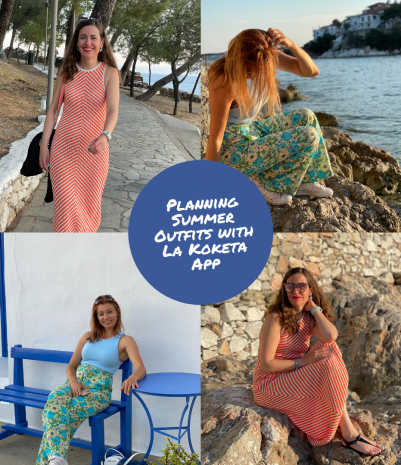 How to Plan Summer Outfits with La Koketa App
