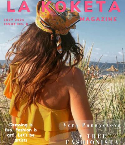 La Koketa Magazine – Issue 8